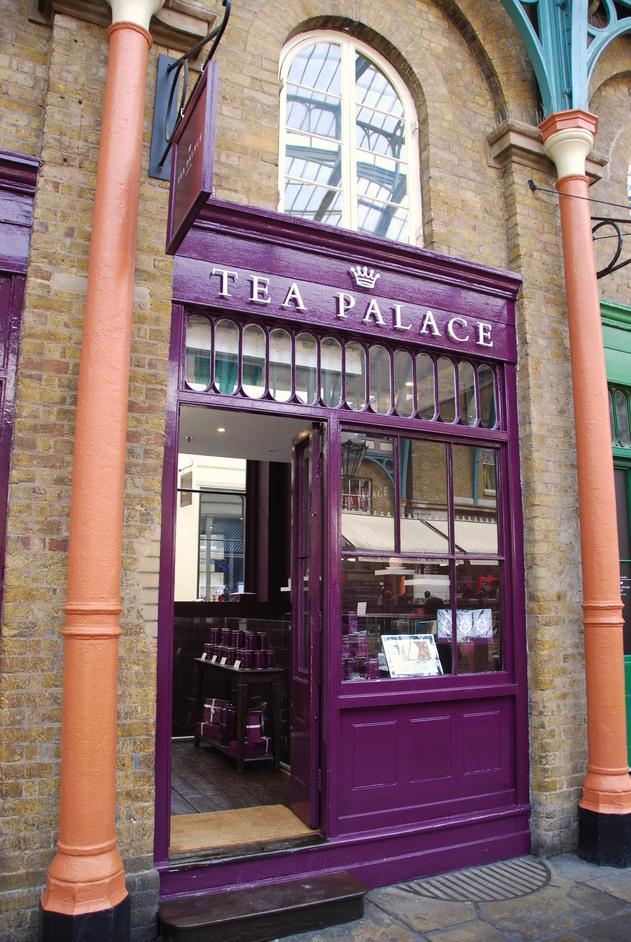 Tea Palace - Tea Palace Exterior