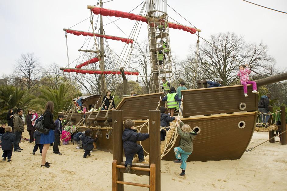 Diana, Princess Of Wales Memorial Playground