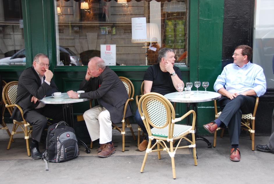 Le Garrick - Le Garrick Brasserie