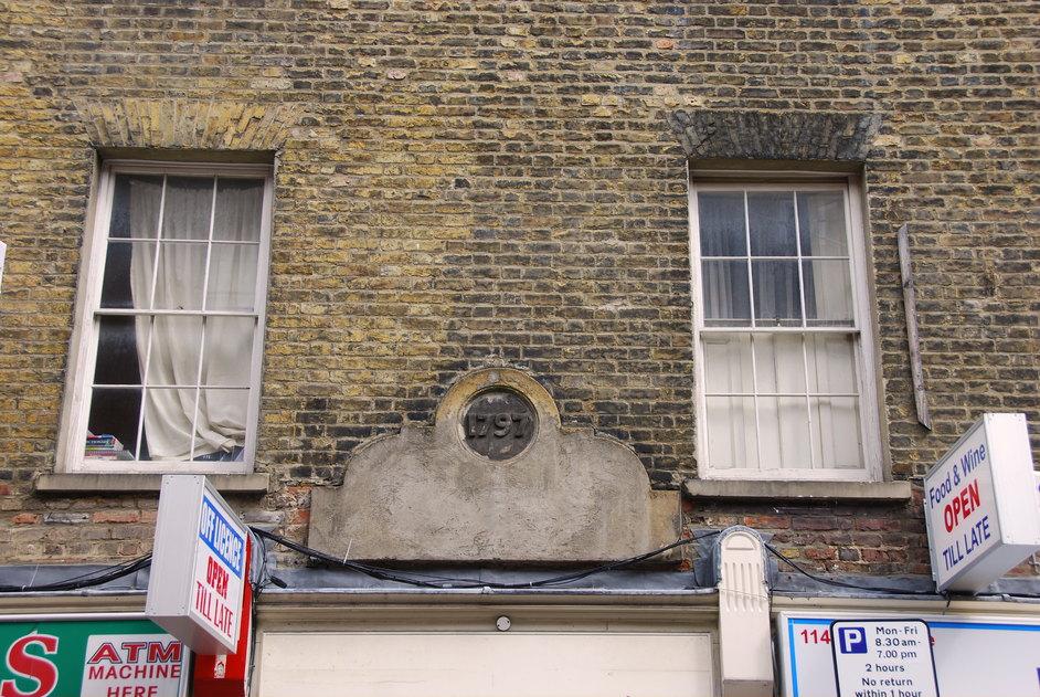 Brick Lane - Brick Lane 18th Century Buildings