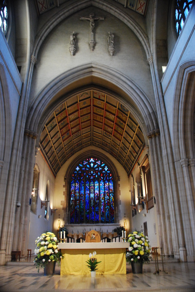 St George's Cathedral - St George's Cathedral Altar