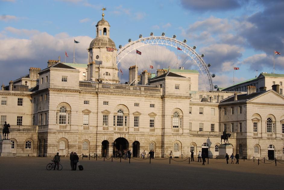 Horse Guards Parade - Horse Guards Parade