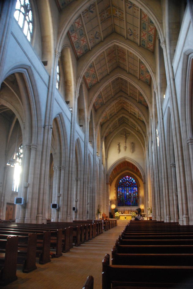 St George's Cathedral - St George's Cathedral Nave