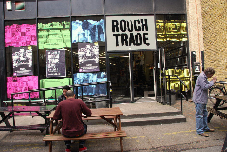 Rough Trade East - Rough Trade Exterior