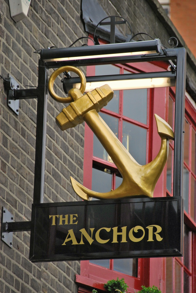 The Anchor - The Anchor Exterior