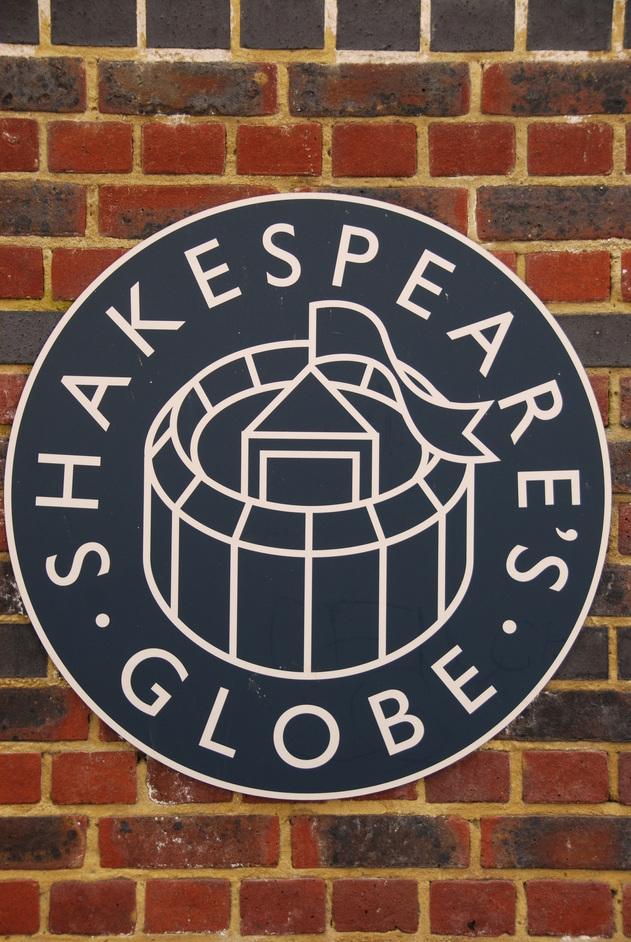 Shakespeare's Globe Theatre - Globe Theatre Plaque
