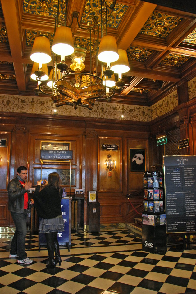 Her Majesty's Theatre - Her Majesty's Theatre Box Office