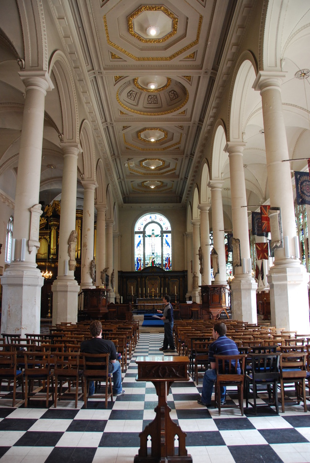 St Sepulchre-without-Newgate - St Sepulchre Without Newgate Interior