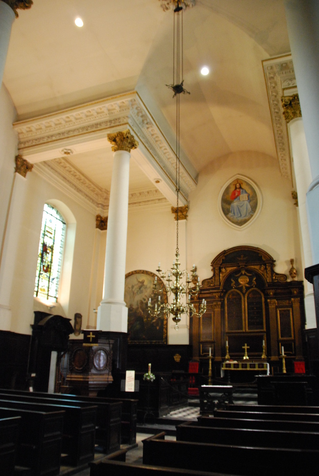 St Martin-within-Ludgate - St Martin-within-Ludgate Interior