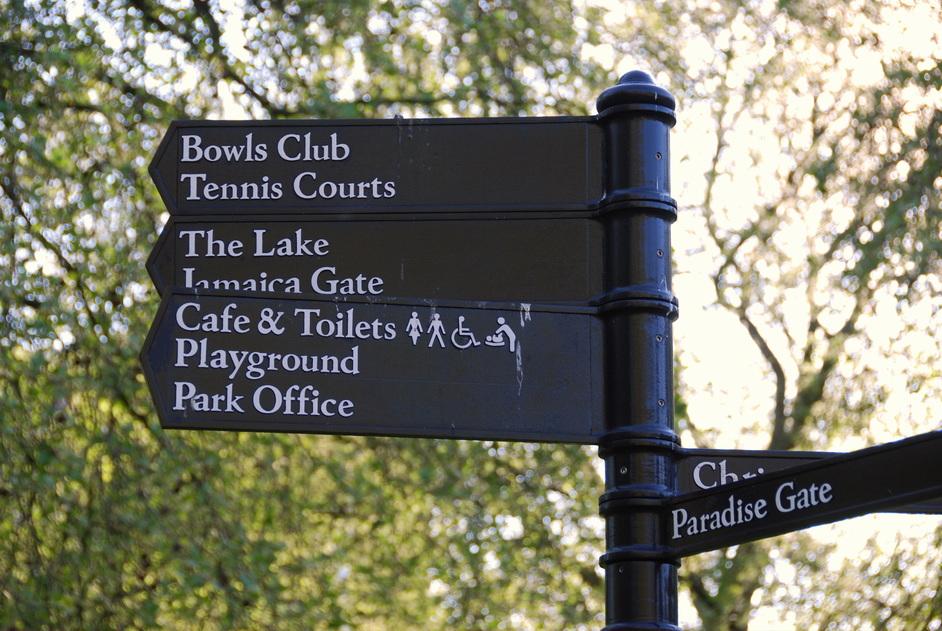 Southwark Park - Southwark Park