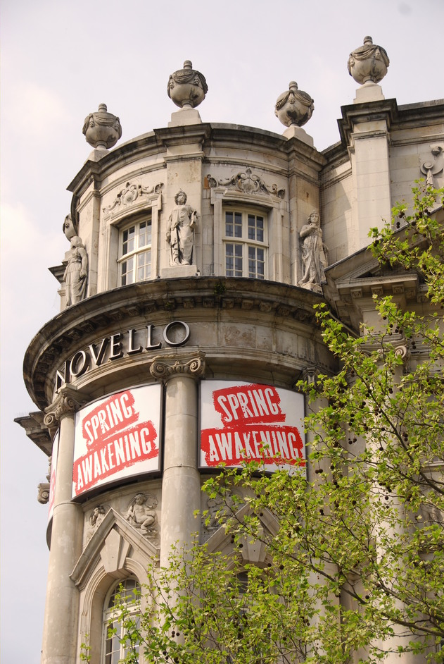 Novello Theatre - Novello Theatre Exterior
