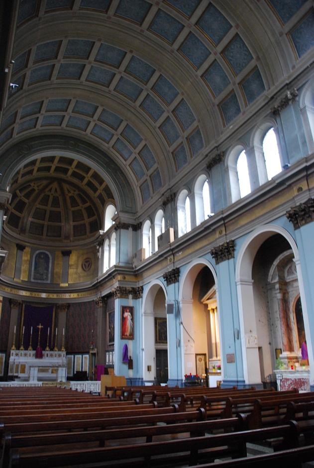 St Patrick's Soho - St Patrick's Soho Interior