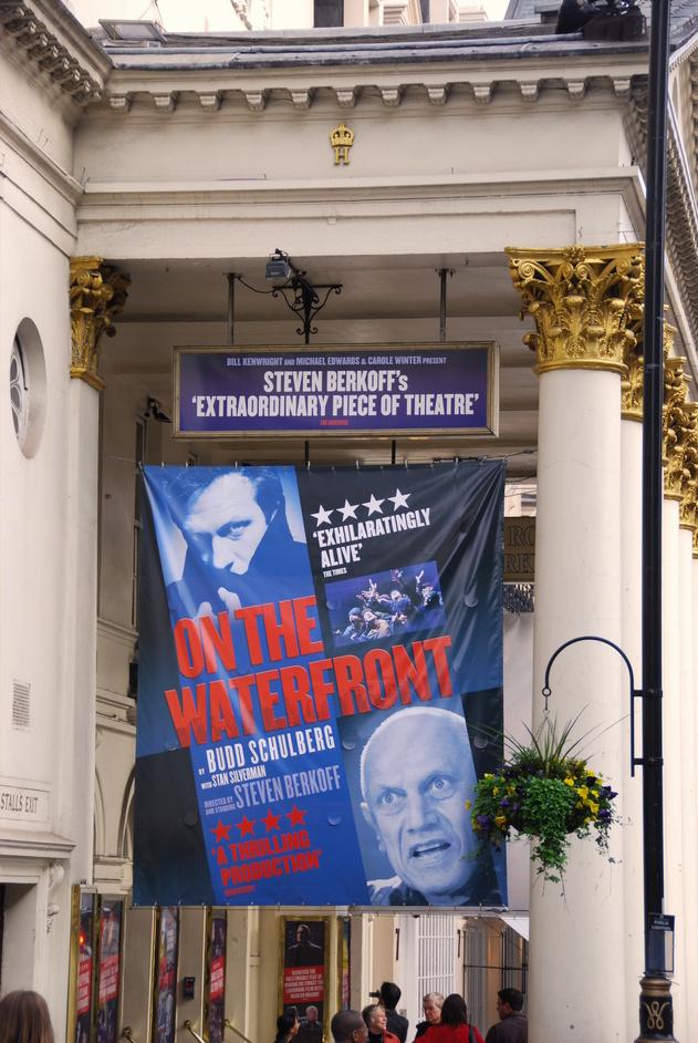 Haymarket Theatre Royal - Haymarket Theatre Exterior
