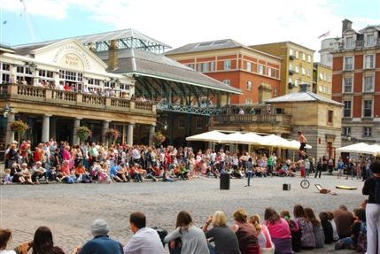 Covent Garden Piazza