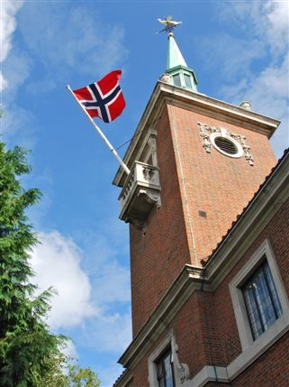 Norwegian Church and Seamen's Mission