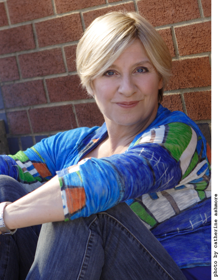 Talent - Victoria Wood by Catherine Ashmore