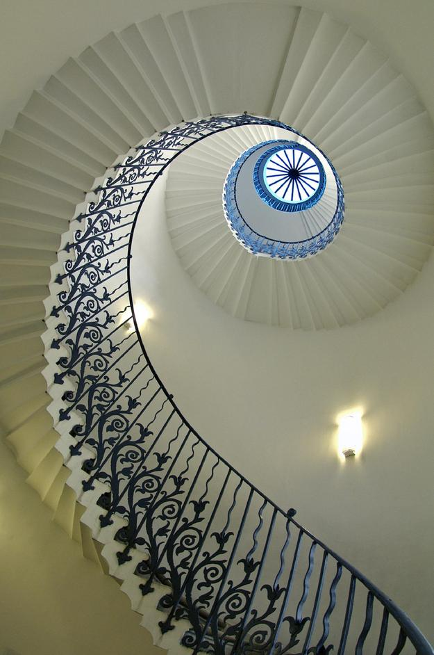 The Queen's House - Queen's House, Tulip Staircase
