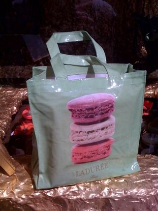 Laduree at Harrods