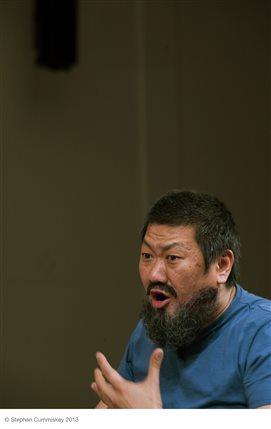 Aiww: The Arrest Of Ai Weiwei - Photo by Stephen Cummiskey