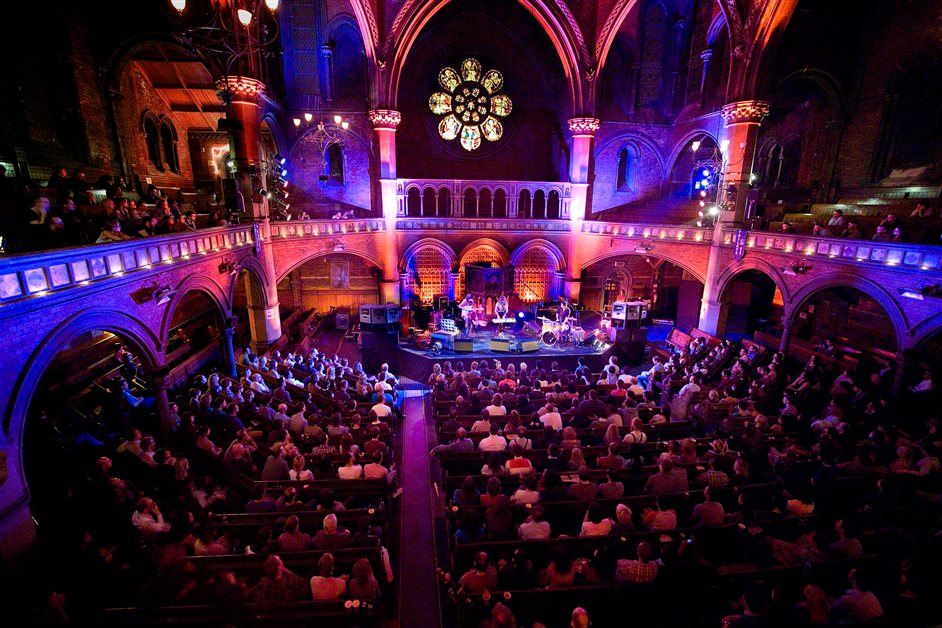 Union Chapel - Image courtesy of Andrew Firth