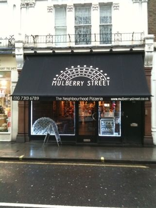 Mulberry Street, Westbourne Grove, London | Restaurants ...