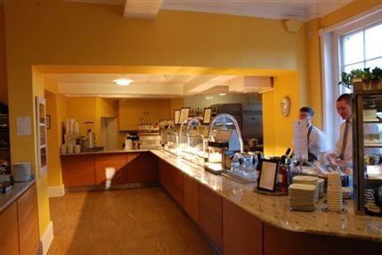Cafeteria & Terrace