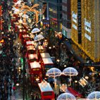 Oxford Street Christmas Lights hotels title=