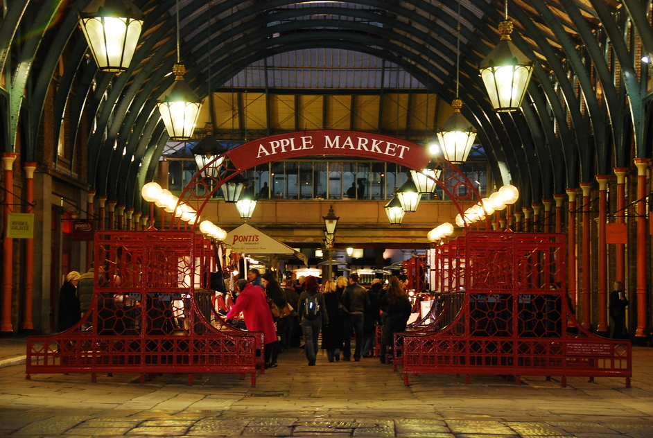 Covent Garden Apple Market - Covent Garden Apple Market
