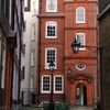 Inns of Court and Royal Courts of Justice London