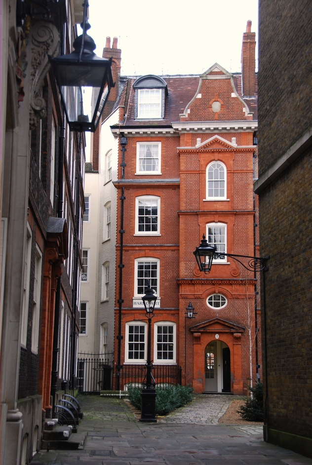 Inns of Court and Royal Courts of Justice - Inns Of Court