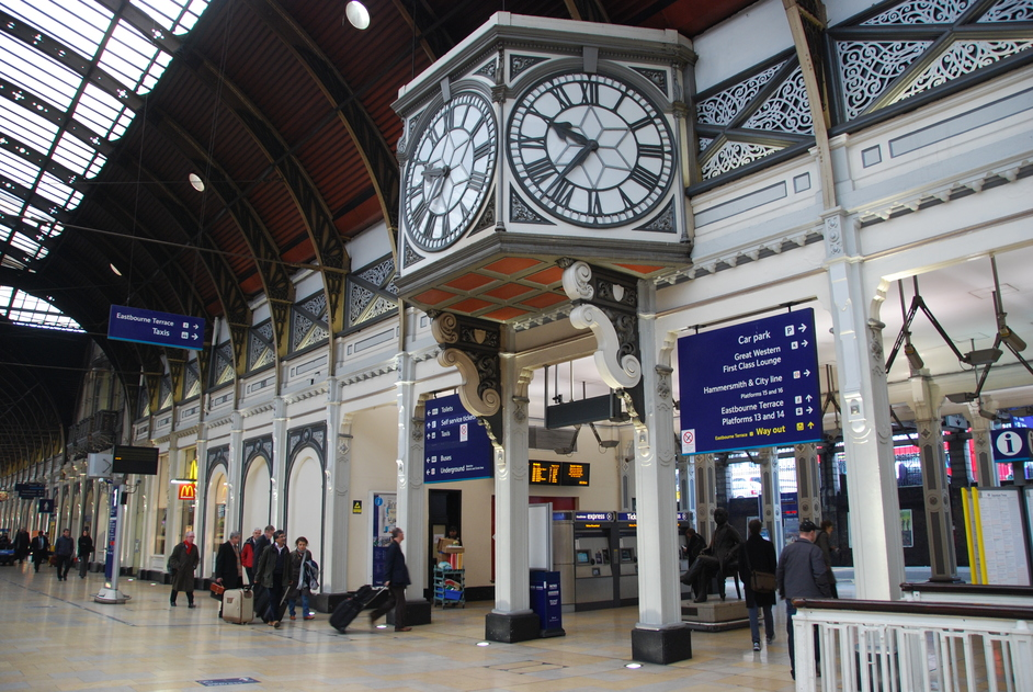 Paddington Railway Station - Paddington Railway Station
