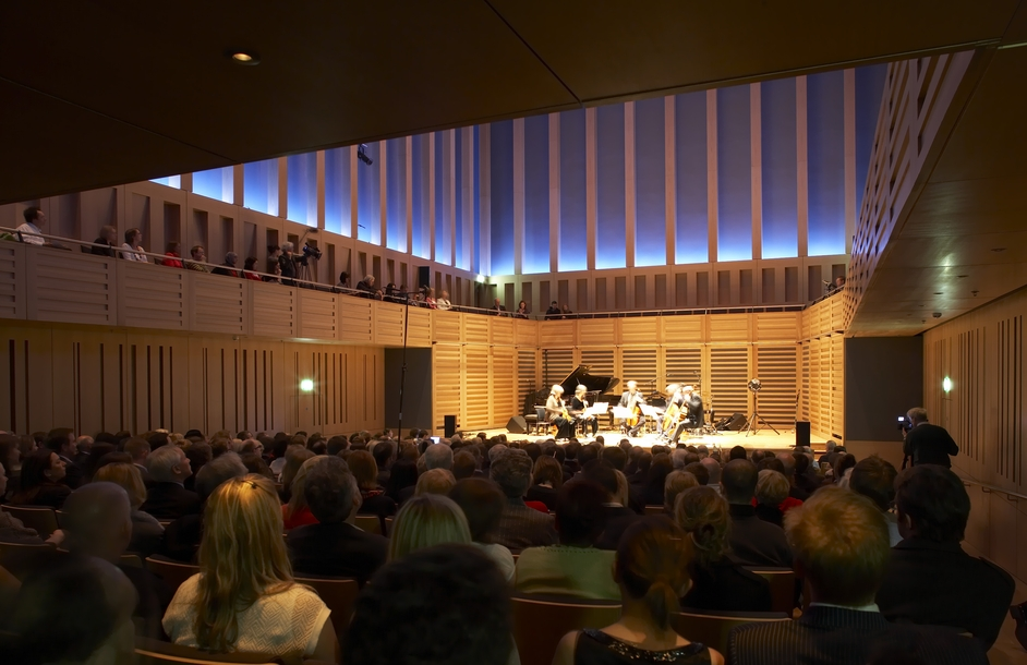 Kings Place - Concert Hall