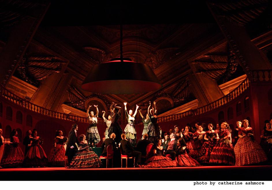 La Traviata - Catherine Ashmore