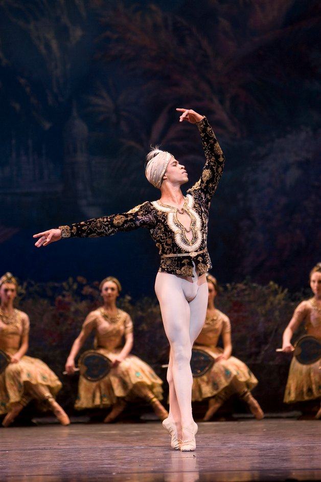 La Bayadere - © Bill Cooper courtesy of ROH