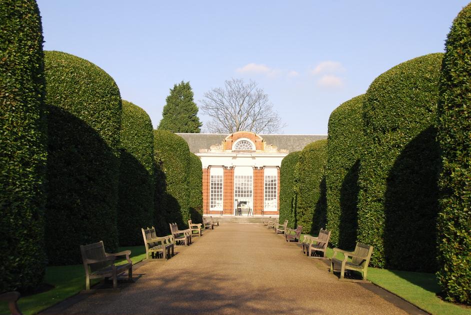 The Orangery (Kensington Palace) - Kensington Palace Orangery Exterior