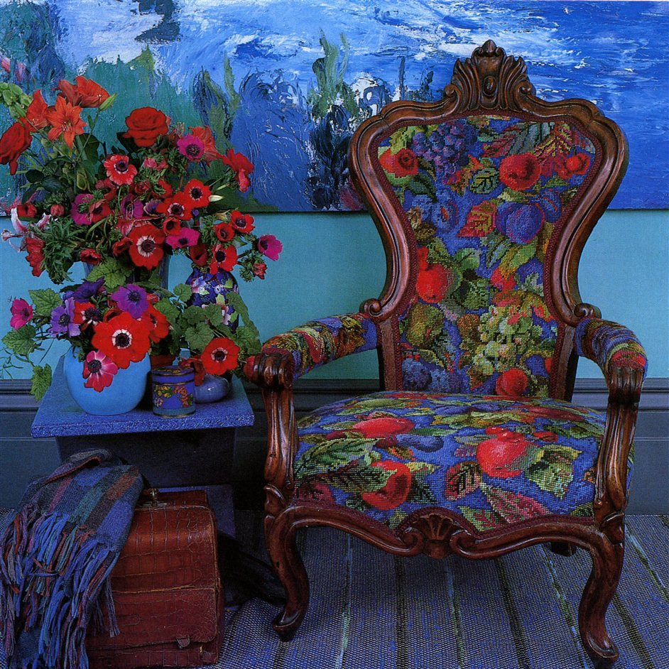 Kaffe Fassett - A Life in Colour
