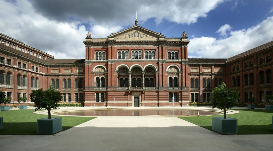 Victoria and Albert (V & A) Museum - The John Madejski Garden © V & A Images