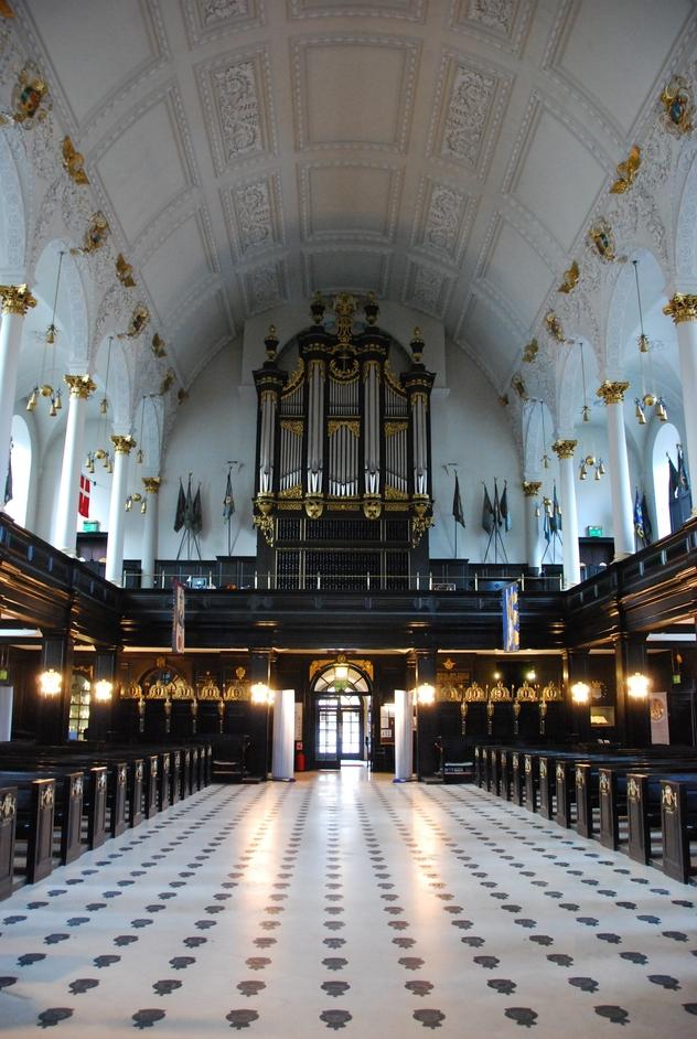 St Clement Danes - St Clement Danes Interior