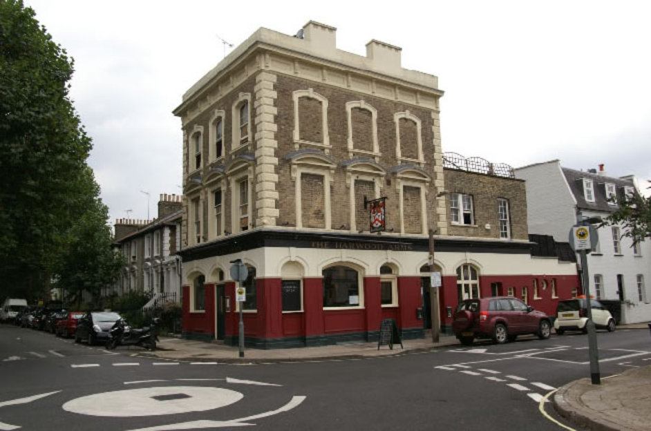 The Harwood Arms