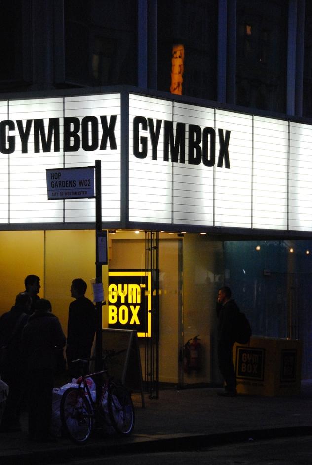 Gymbox - Gymbox Exterior