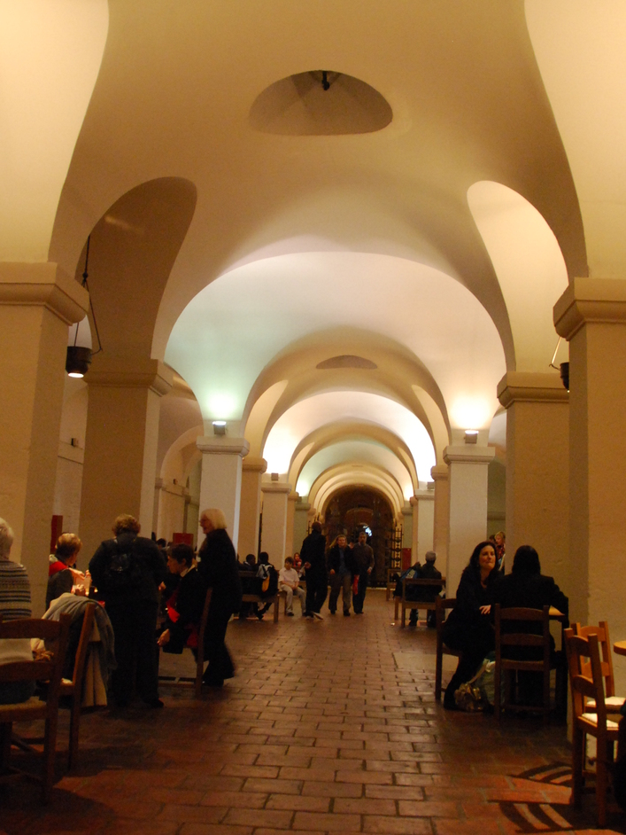 Restaurant at St Paul's Cathedral - St Paul's Cafe Crypt