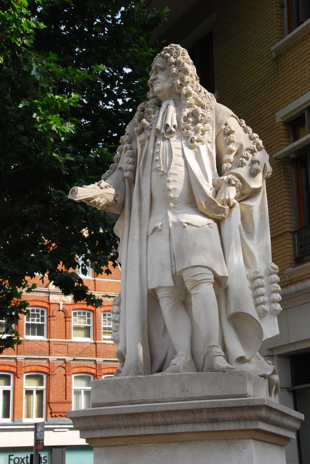 The King's Road - Statue Of Sir Hans Sloane