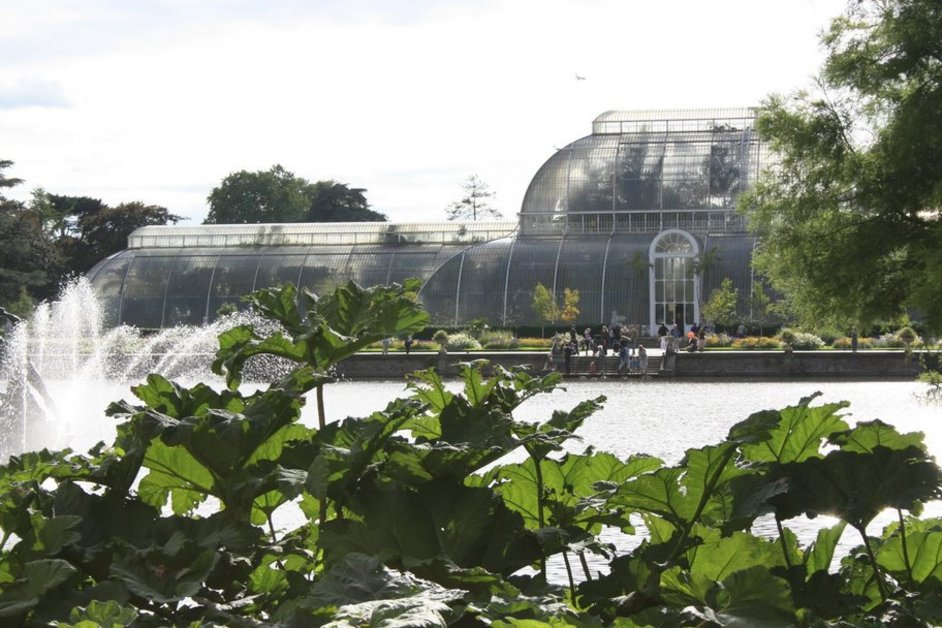 Kew Gardens (Royal Botanic Gardens) - Palm House
