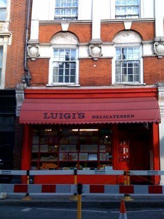 Luigi's Delicatessen