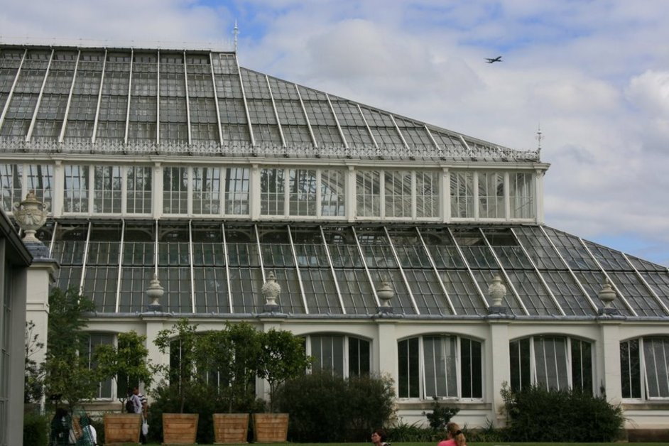 Kew Gardens (Royal Botanic Gardens) - Temperate House