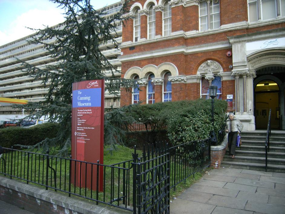 Cuming Museum
