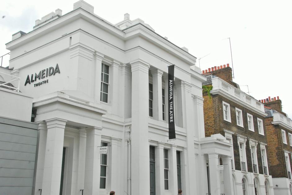 Almeida Street - Almeida Theatre Exterior