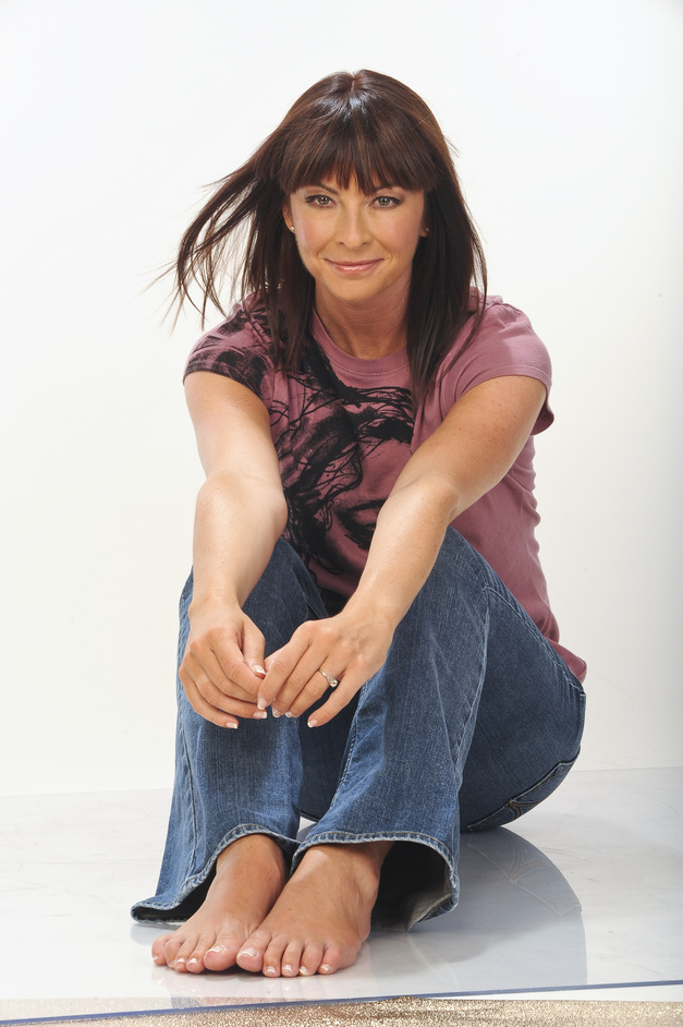 Ideal Home Show - Suzi Perry