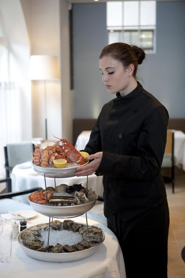 Lutyens Restaurant Fleet Street London