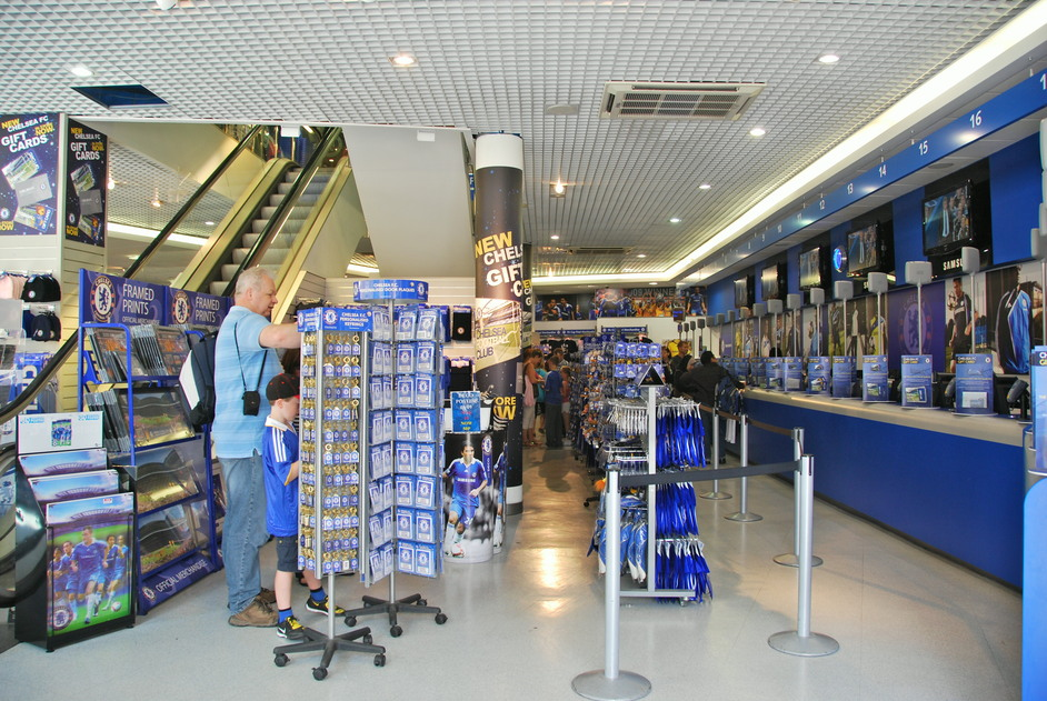 Stamford Bridge: Chelsea FC - Chelsea FC Shop